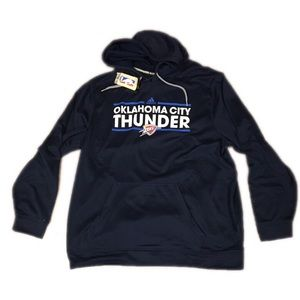 Oklahoma City Thunder Adidas Hoody Sweatshirt XXL